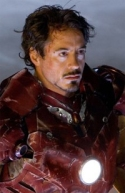 Robert Downey, Jr. in 'Iron Man'