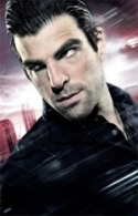 Zachary Quinto in 'Heroes'