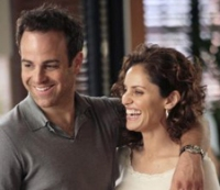 Paul Adelstein and Amy Brenneman on 'Private Practice'
