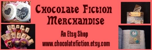 Chocolate Fiction Merchandise