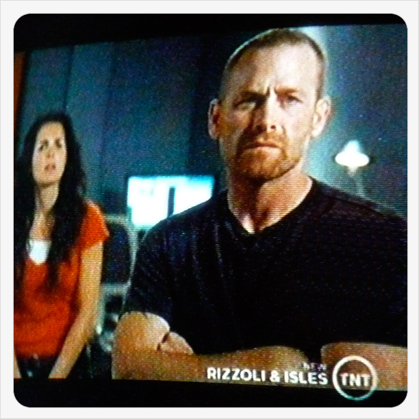 Max Martini on 'Rizzoli & Isles'