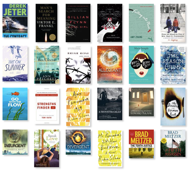 2014 in Books